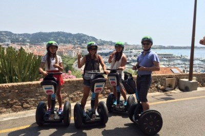 MOBILBOARD - CANNES SEGWAY TOUR 2H00 A CANNES