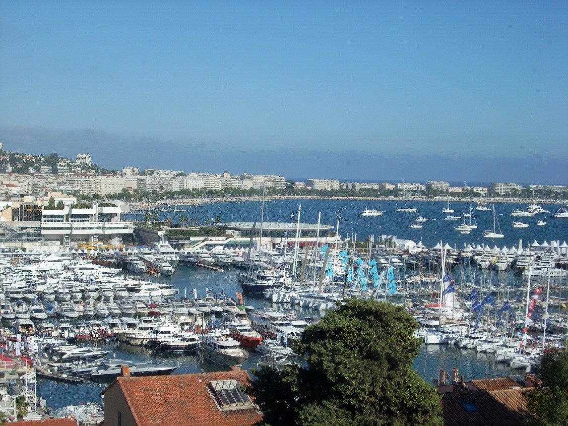 EXCURSION : VISITE PANORAMIQUE DE CANNES