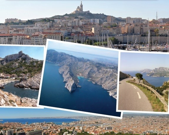 EXCURSION MARSEILLE ET LES CALANQUES DE CASSIS