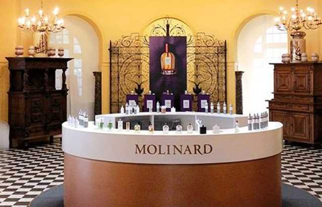 molinard - le bar des fragrances  vapo sac 20ml 20 min